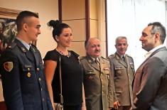 The Serbian Armed Forces the Guardian of Family Values