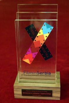 Признање Српске филмске асоцијације за Министарство одбране и Војску Србије