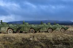 Vozila BRDM-2MS značajno pojačanje izviđačkim jedinicama Vojske Srbije