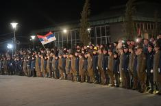 Meeting of the supreme commanders of the armies of the Republic of Serbia and the Russian Federation