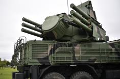 Minister Vulin: To have a Pantsir means to guard your sky and your country