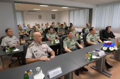 Делегација Народне Републике Кине посетила Универзитет одбране