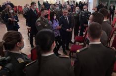 """Обележен Дан Медија центра """"Одбрана"""""""