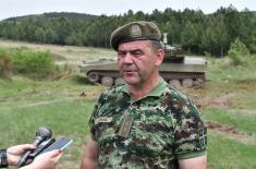"""Ministar Vulin: Modernizovana """"Gvozdika"""" će još dugo služiti Vojsci Srbije"""