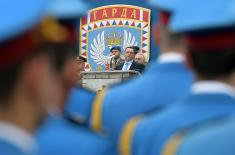 Гарда Војске Србије прославила празник