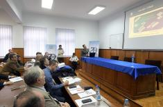 "Holding of a Panel Titled ""Industry 4.0 - New Industrialisation of Serbia"""