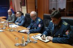 Састанак министра Вулина и амбасадора Боцан-Харченка