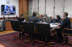 Minister Stefanović: Serbia is a credible contributor to UN and EU peacekeeping missions