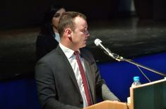 Minister Vulin in Srebrenica – I wish that you have friends like Vučić and Serbia