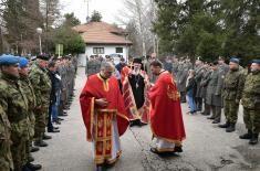Војска је чувар традиције и слободе