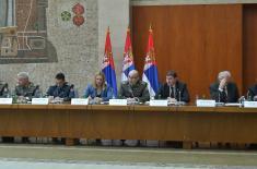 Министар Вулин: Решавање питања Косова и Метохије не може да се реши без решавања националног питања Срба на Балкану