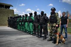 Balkan Response 2018 multinational exercise against common threats