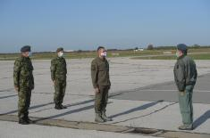 Министар Вулин: Наши пилоти хеликоптера све што треба да знају научиће већ на Војној академији