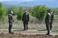 Министар Вулин: Пројектил домета 40 километара први пут од 1991. године