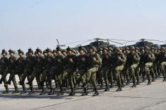 "Demonstration of the capabilities of the Serbian Armed Forces ""Sloboda 2019"""