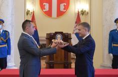 Примопредаја дужности у Министарству одбране и Министарству унутрашњих послова