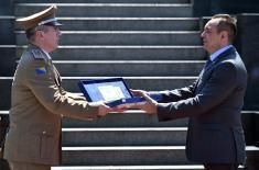 Министар Вулин: Србија је војно неутрална и одлучна да сама доноси одлуке
