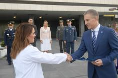 Обележено 182 године војне санитетске службе, посао за 66 новозапослених