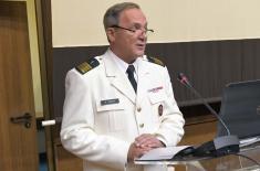 Уручене дипломе кадетима Војне академијe и новој класи војних лекара