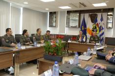 Посета начелника Генералштаба Републици Кипар