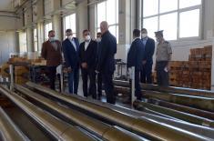 """Министарство одбране поручило нове """"НОРЕ"""", """"ЛАЗАРЕ"""" и """"МИЛОШЕ"""""""