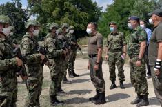 Министар Вулин: Процес осавремењавања, обучавања, опремања Војске Србије се наставља