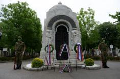 103rd anniversary of the death of Field Marshal Radomir Putnik commemorated