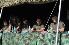 Министар Вулин: Војска Србије се непрекидно развија и јача