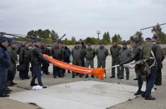Flight and tactical exercise BARS 2017 kicks off