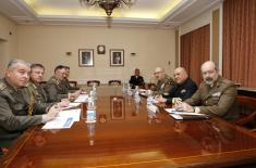 Начелник Генералштаба у посети Краљевини Шпанији