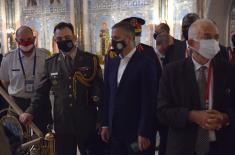 Министар Стефановић: Србија никада не сме да заборави своје чврсто пријатељство са Русијом