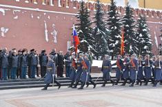 Русија цени политику Србије