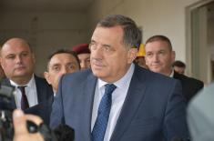 """Minister Vulin: Employment for 100 workers in """"Jumko"""" Plant in Drvar"""