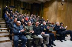 "Day of the Military Film Centre ""Zastava Film"" Observed"