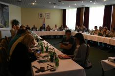 Workshop for the Representatives of Media