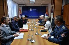 Састанак државног секретара Живковића са замеником министра спољних послова Венецуеле