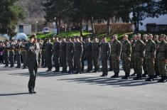 Polaganje vojničke zakletve