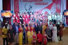 Notable Performance of Representatives of Serbia at National Culture Festival in Moscow