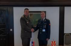 Састанак SEDM на нивоу заменика начелника генералштабова