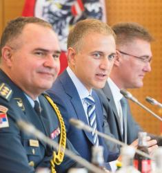 Minister Stefanović at Graz Format Conference: Serbia sees its future in European Union