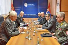 Клуб генерала и адмирала подржава јачање Војске Србије