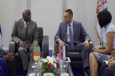 Састанак министра Вулина са делегацијом Камеруна