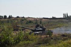 Припадници Војске Србије показали високу спремност на вежби у Русији