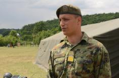 Minister Vulin: Cadets of the Military Academy show exceptional results