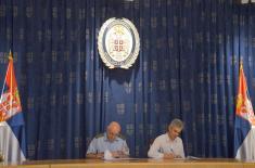 Бесплатне школарине за децу припадника Министарства одбране и Војске Србије