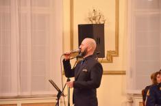 """Osmomartovski koncert Umetničkog ansambla """"Stanislav Binički"""""""