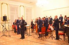 "Oсмомартовски концерт Уметничког ансамбла ""Станислав Бинички"""