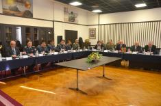 Visit from Delegation of Belarus State Military-Industrial Committee