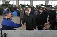 """Nabavka novih """"Lazara 3"""" za Vojsku Srbije"""