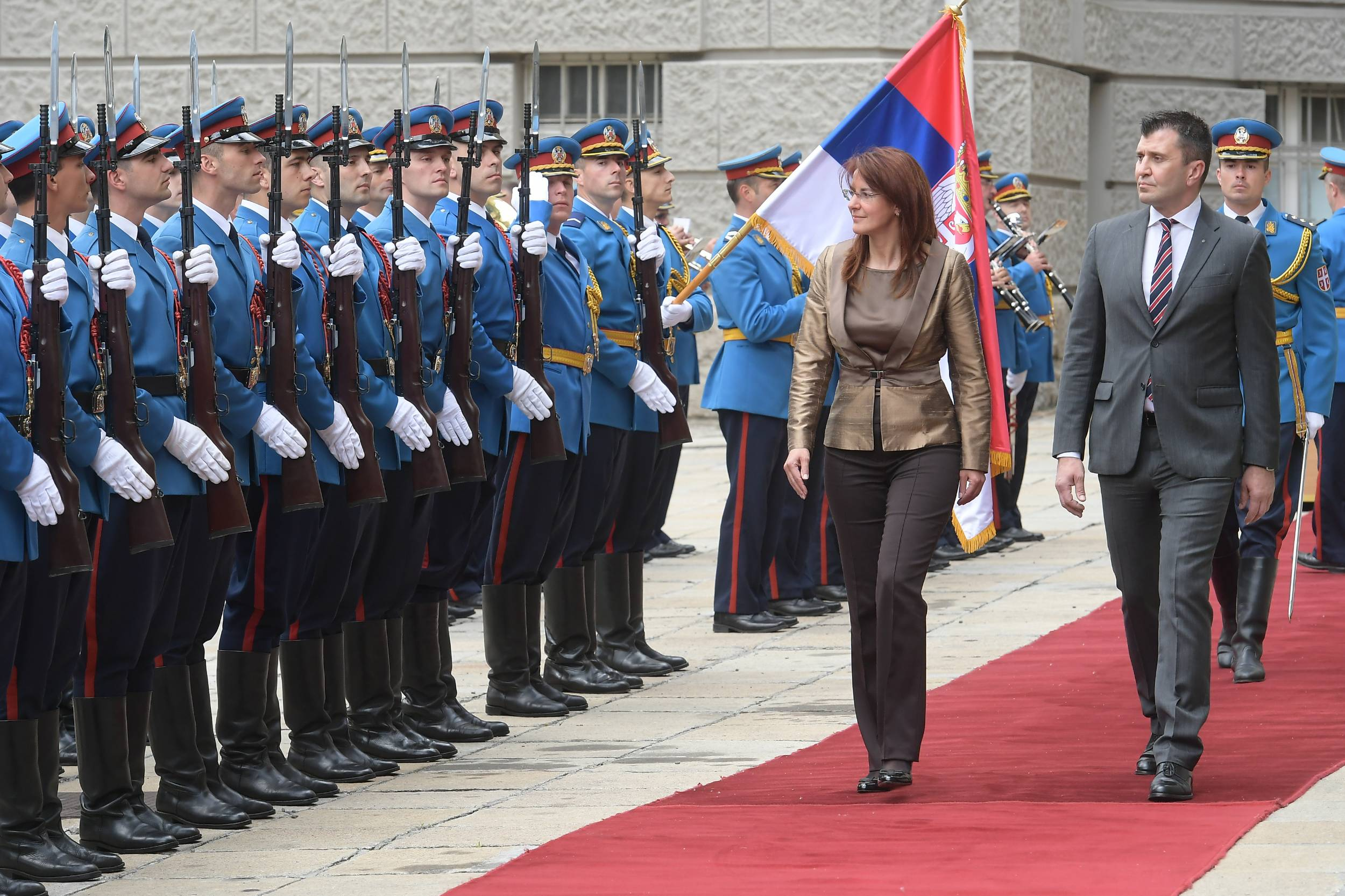 Enhancement of defence cooperation with Slovenia | Ministry of